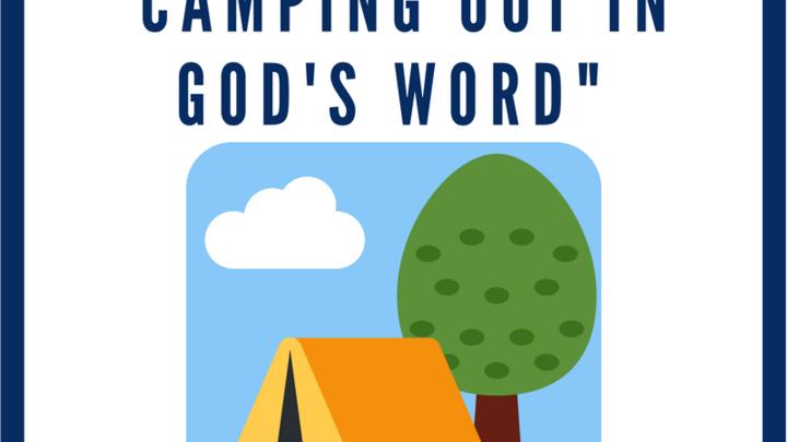 Vacation Bible School 2018 logo image
