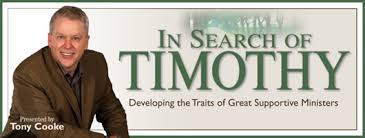 In search of timothy1