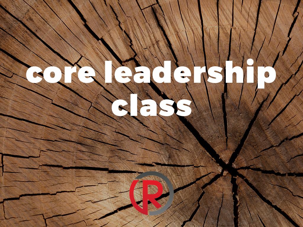 Pco core leadership