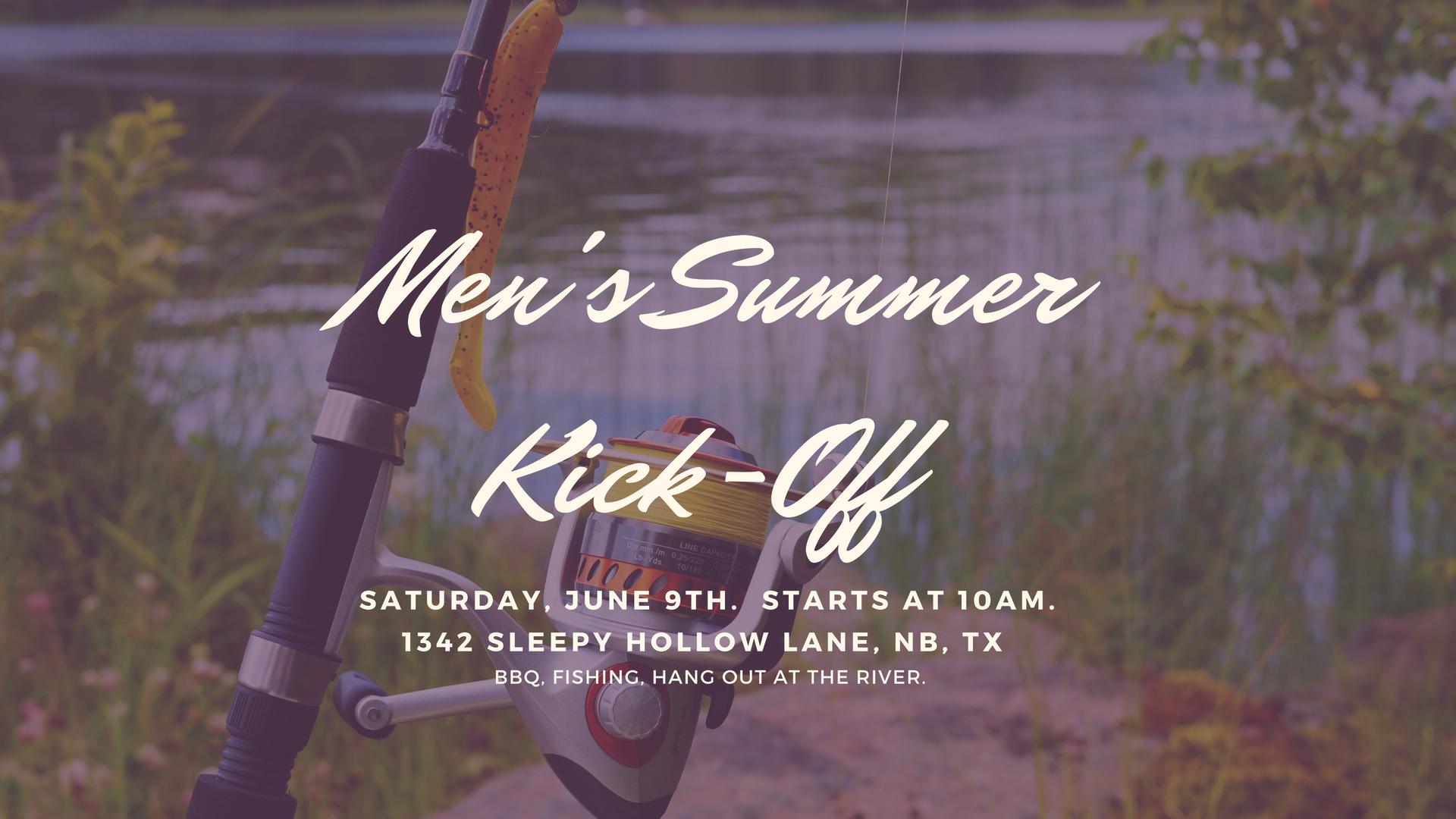 Men s summer kick off