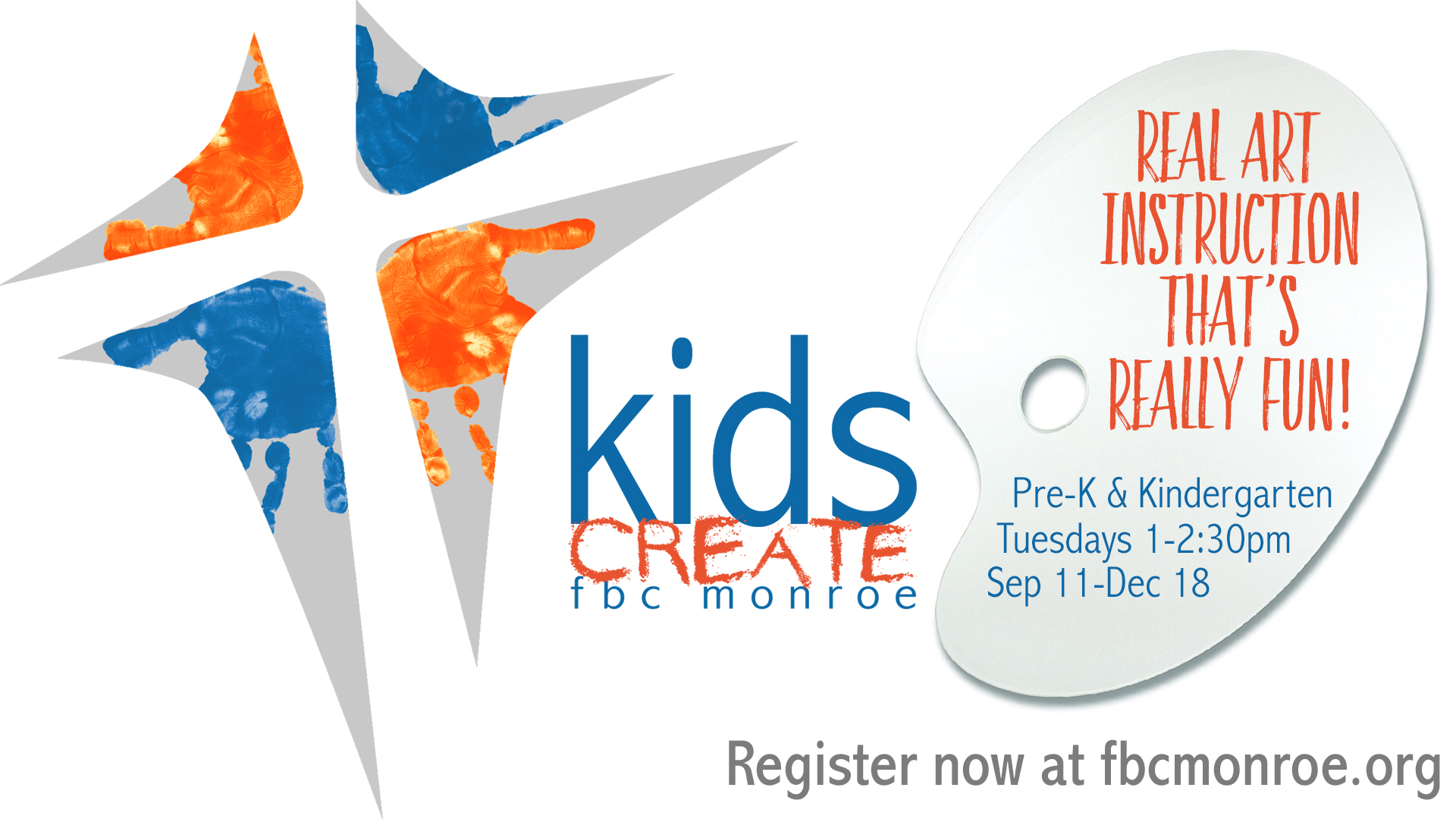 Kids create promo no box