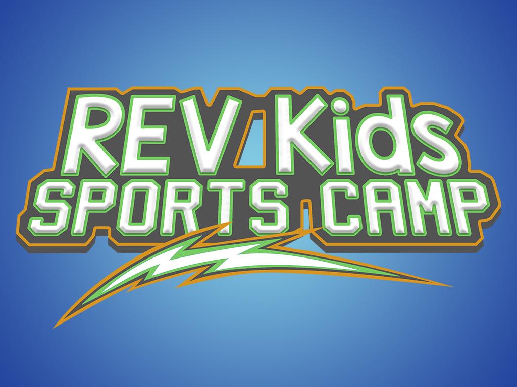 Revkids sportscamp event