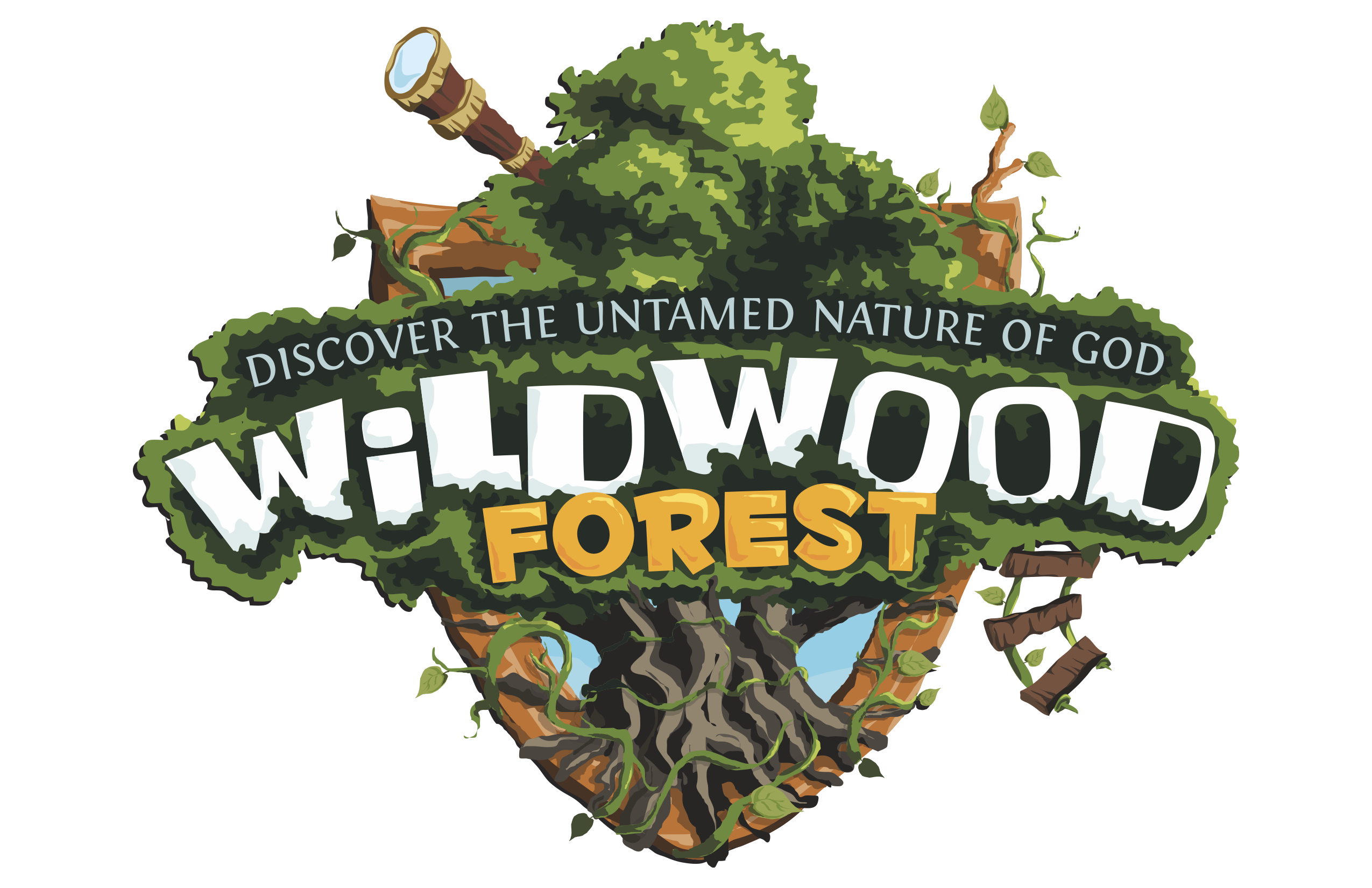 Wildwood forest sign  wwf   1
