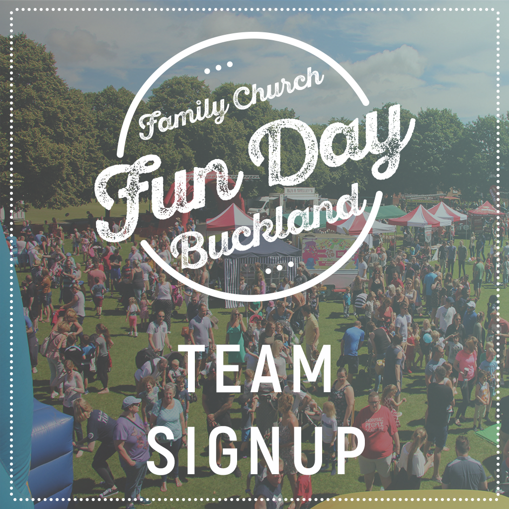 Pco reg funday team signup buckland
