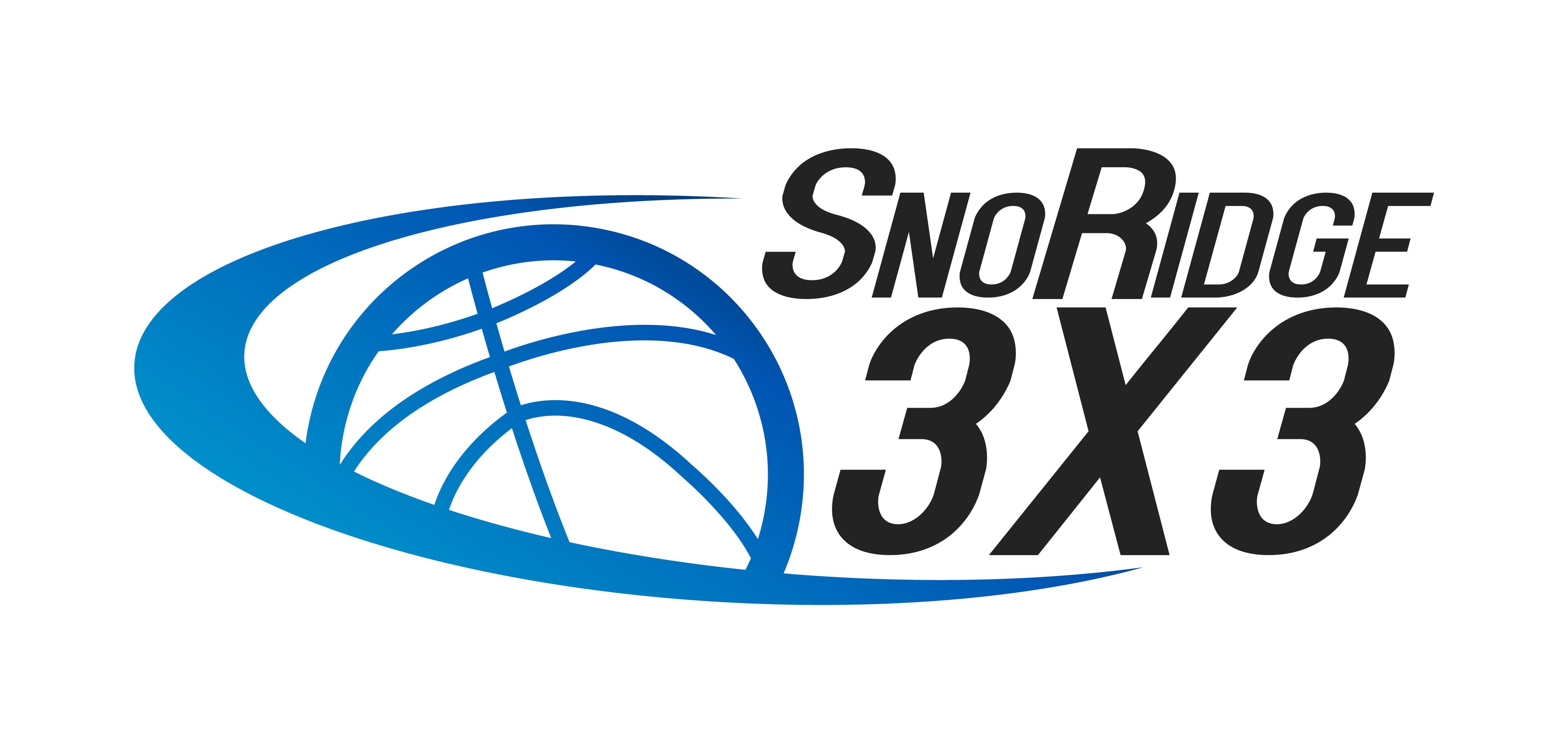 Snoridge 3x3 logo dark
