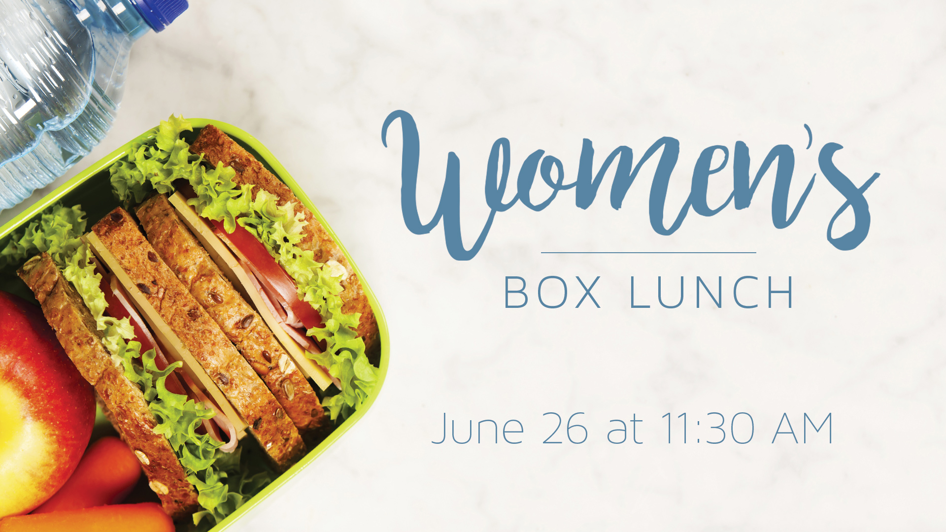 1080 womens lunch