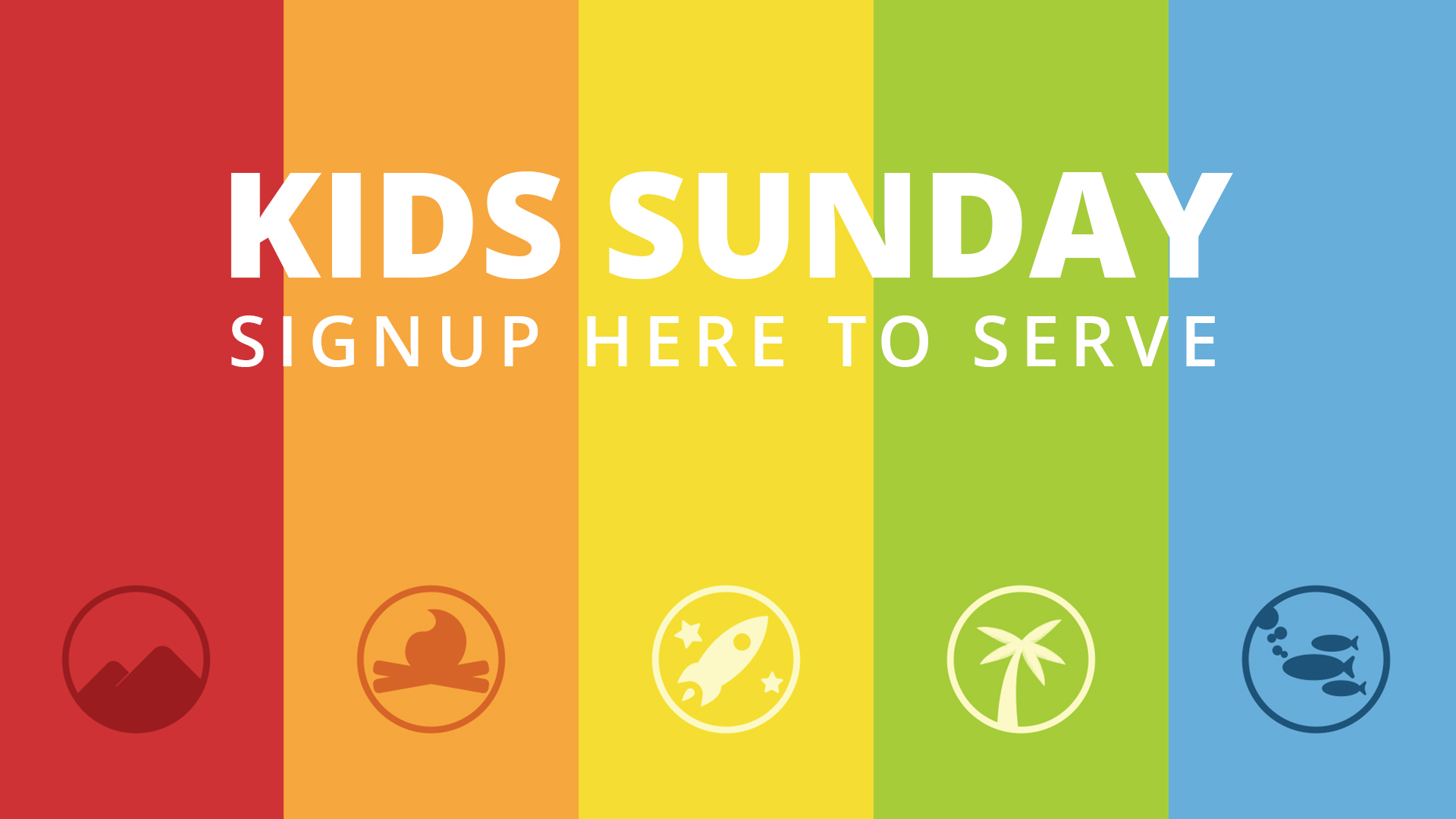 Kidssunday signup wide