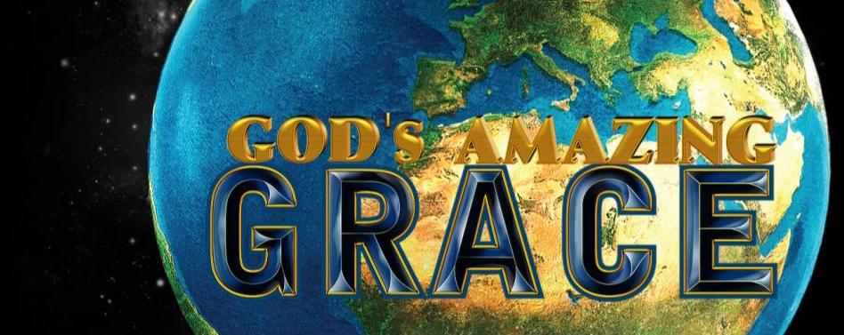 God s amazing grace logo
