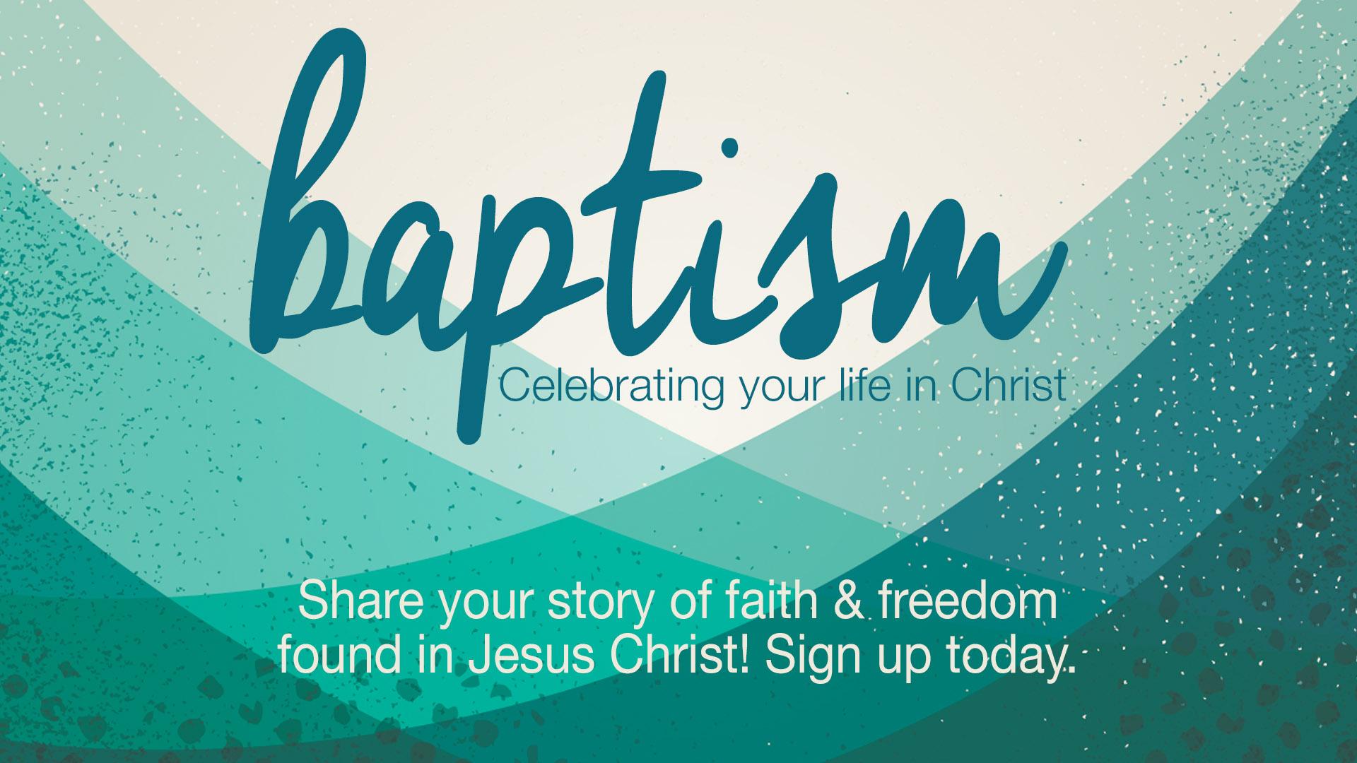 Baptism pco