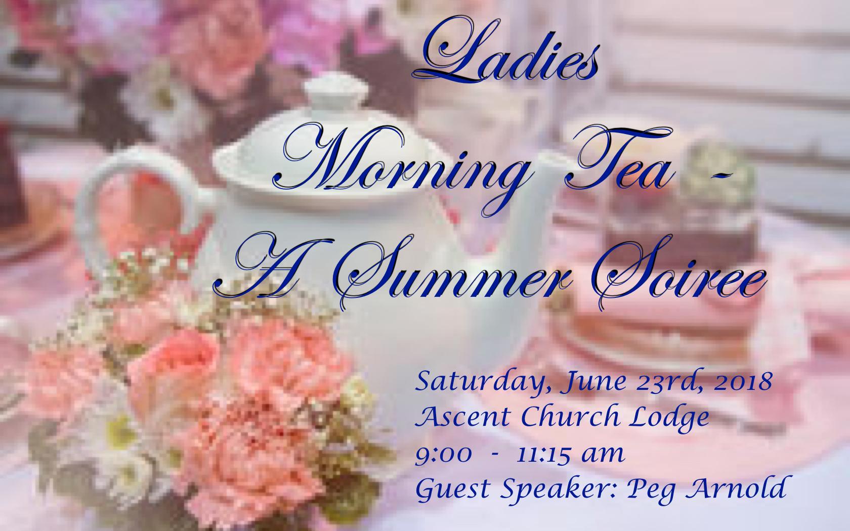 Ladies morning tea.001