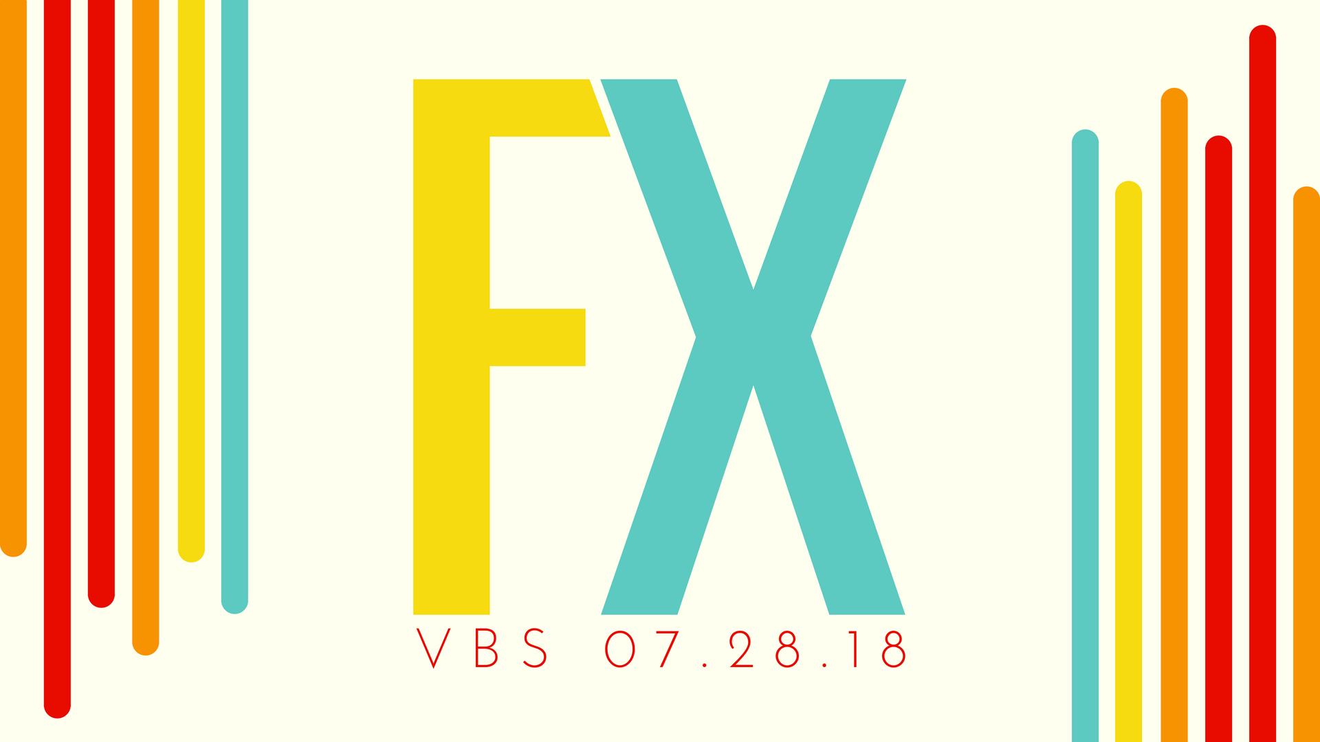 Fx vbs