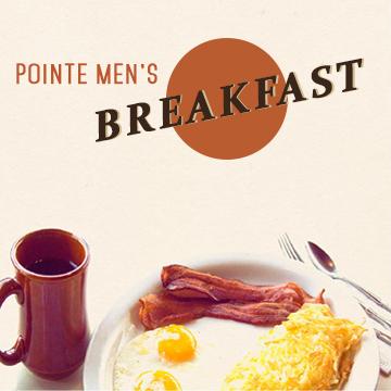 Pointe men breakfast square