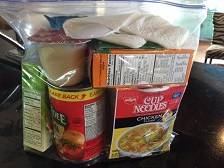 Kids foodpack