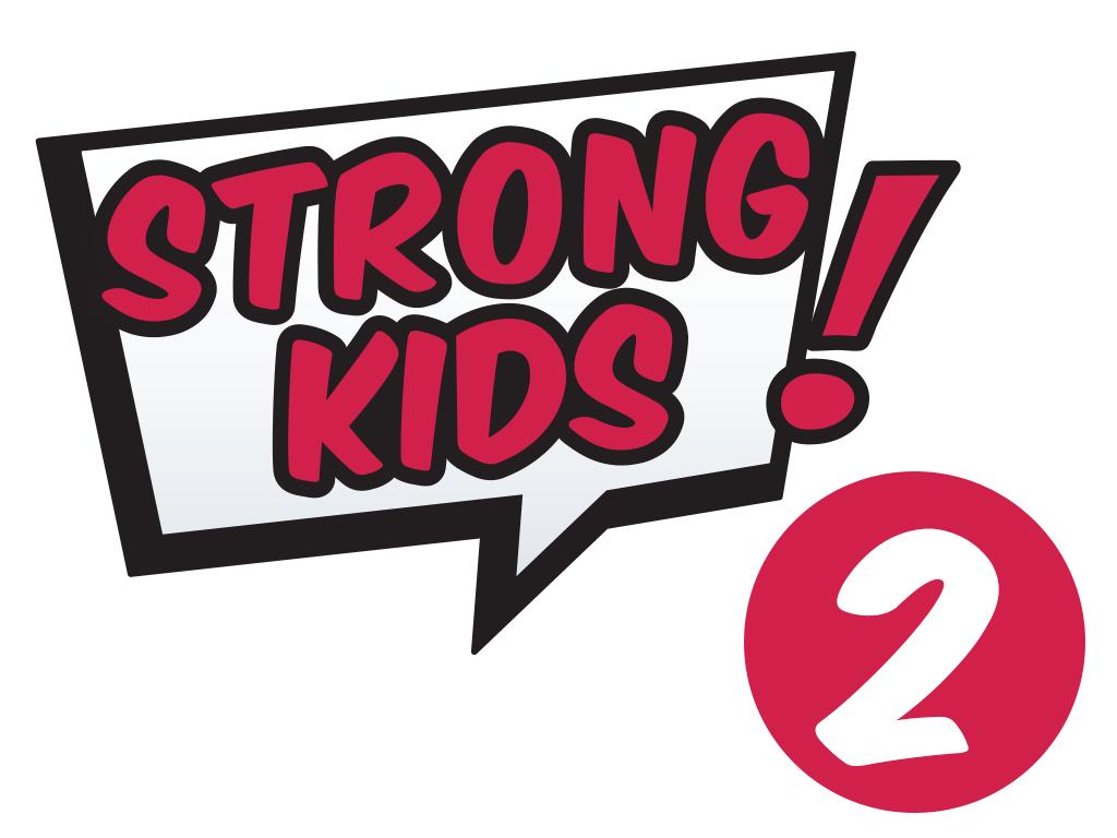 Strong kids registration logo 2