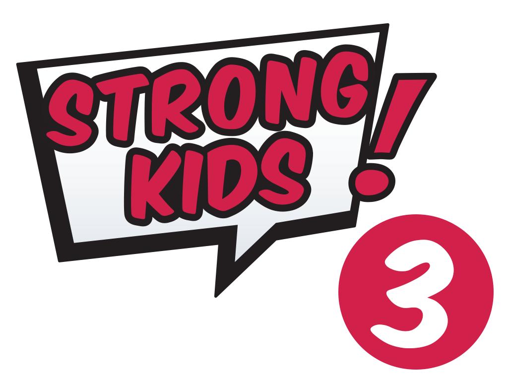 Strong kids registration logo 3