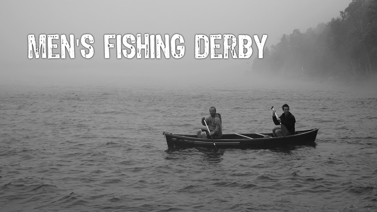 Event mens fishing derby