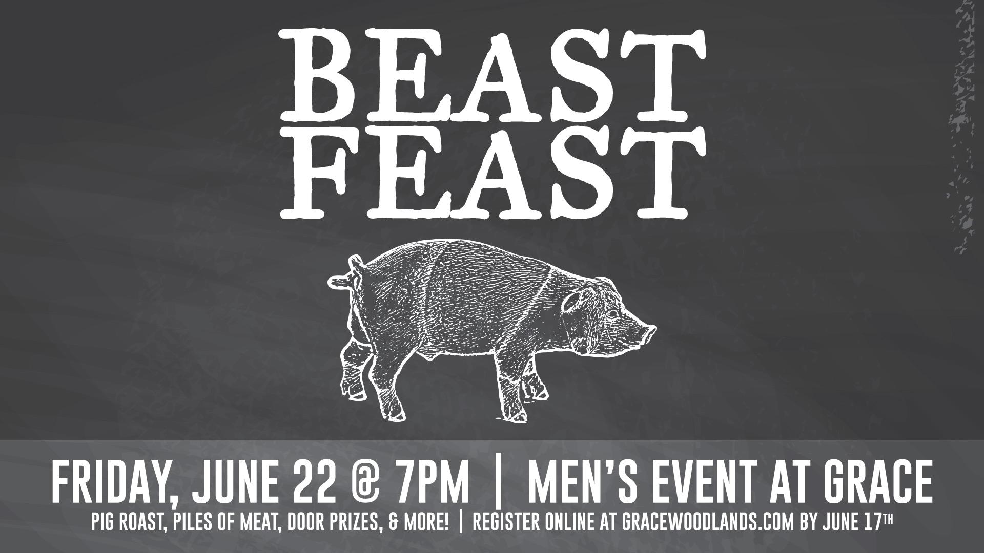 Beast feast 2018 screen