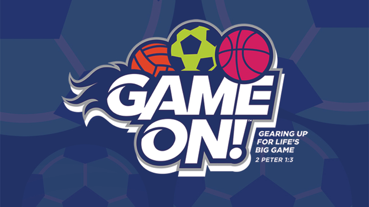 Game On! - VBS 2018 logo image