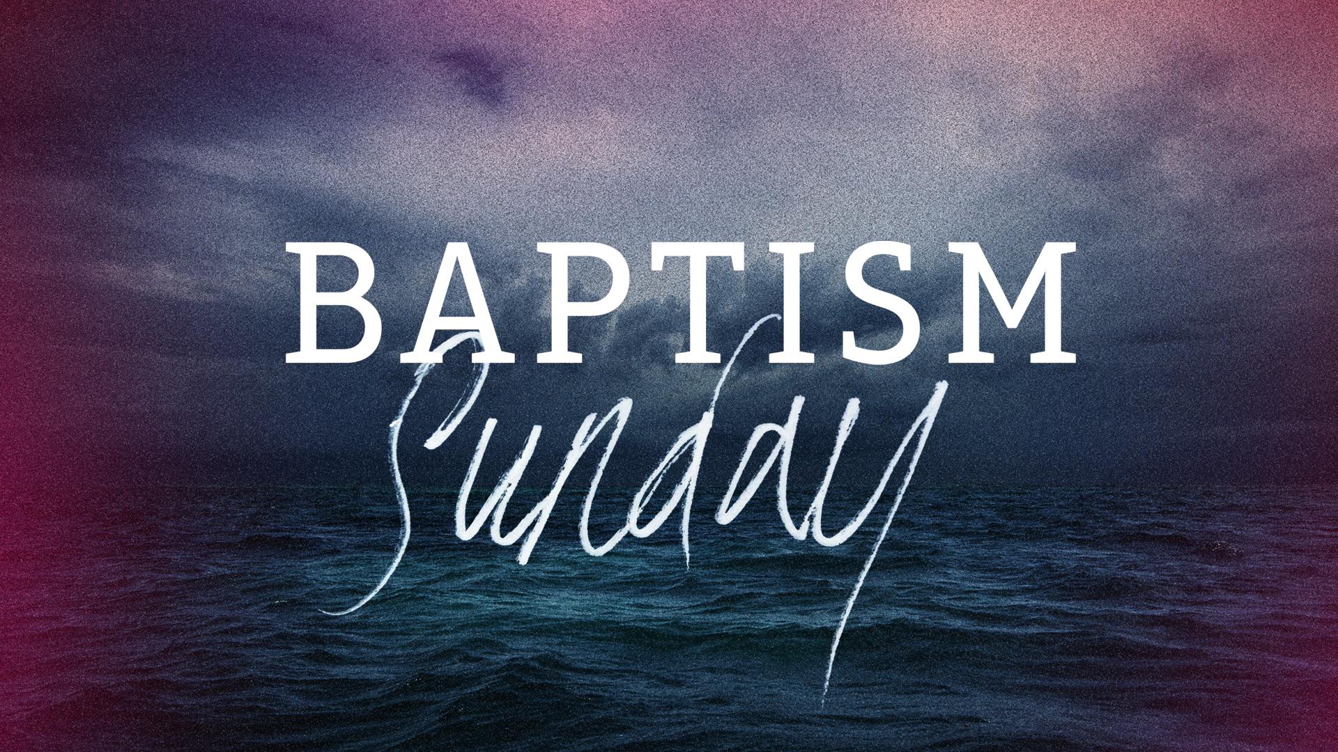 Baptism 4.22.18
