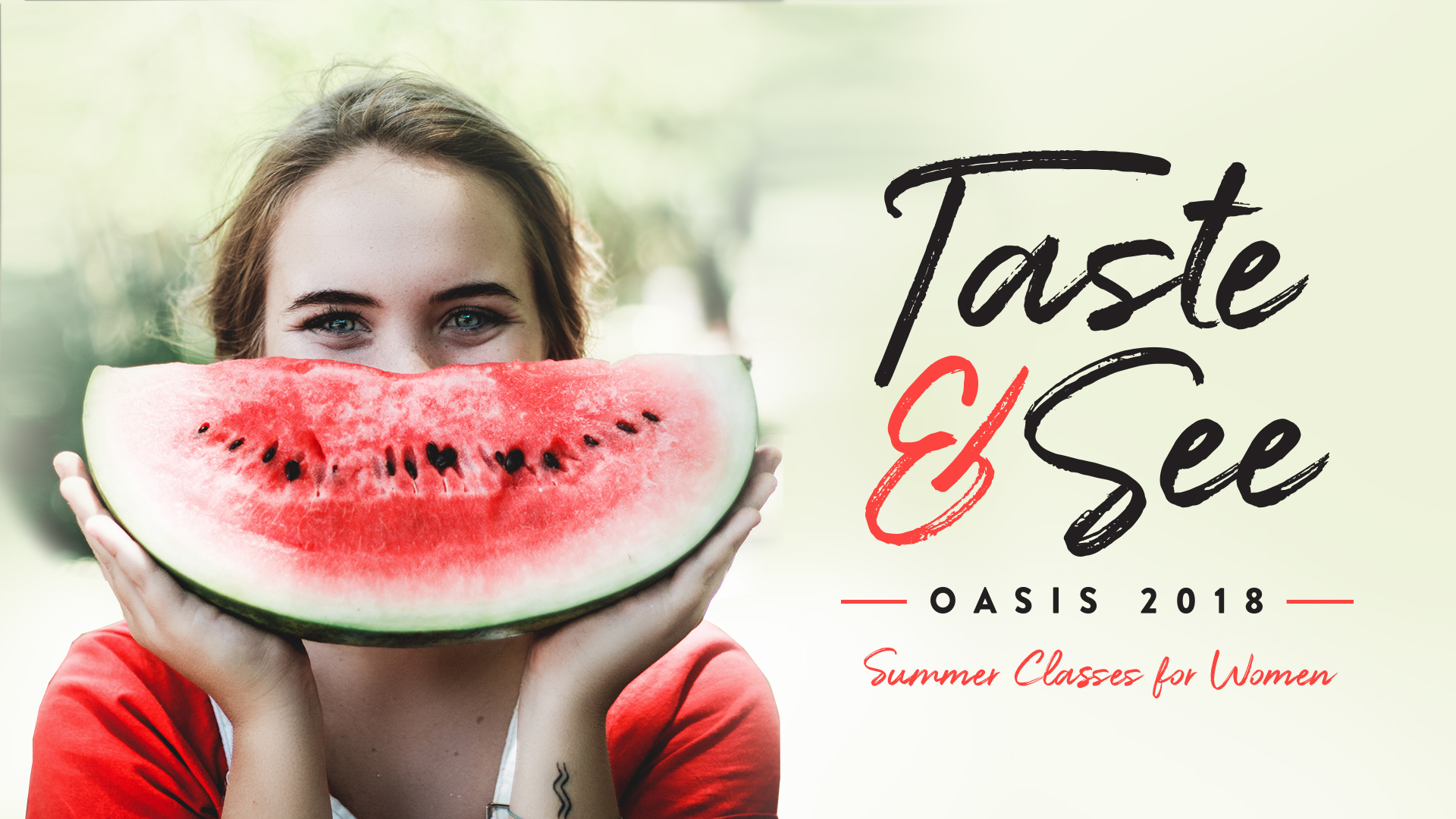 Oasis 2018 title