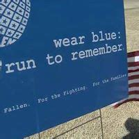 Wear blue logo