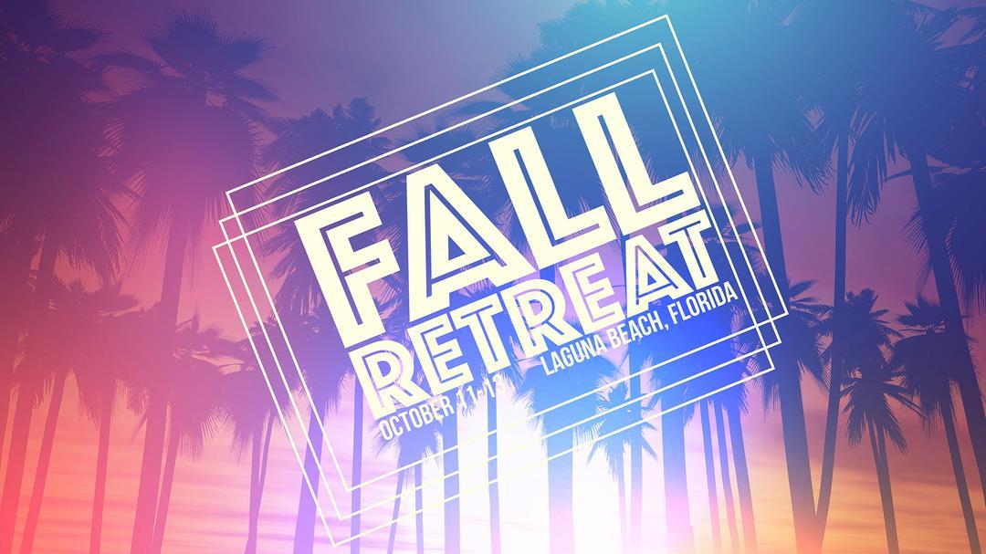 Hsm fall retreat