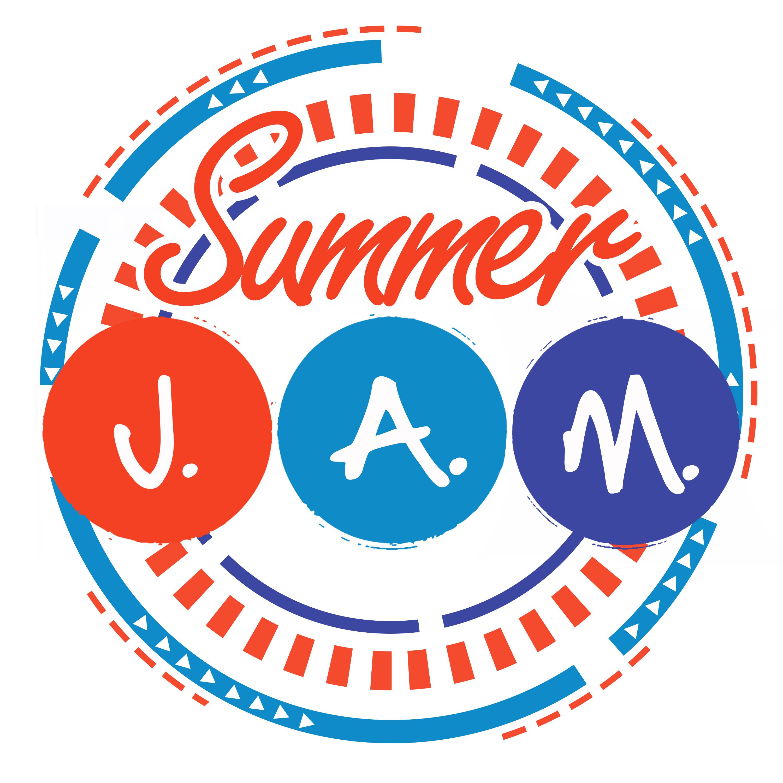 3 summer jam logo script