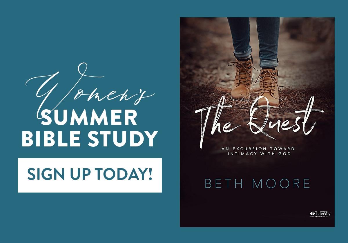 Website signup womens biblestudy