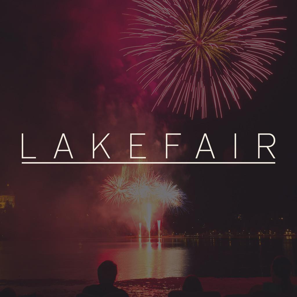 Lakefair square