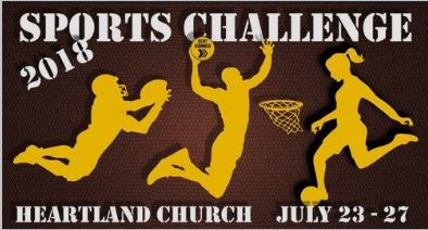Sports challenge 2018
