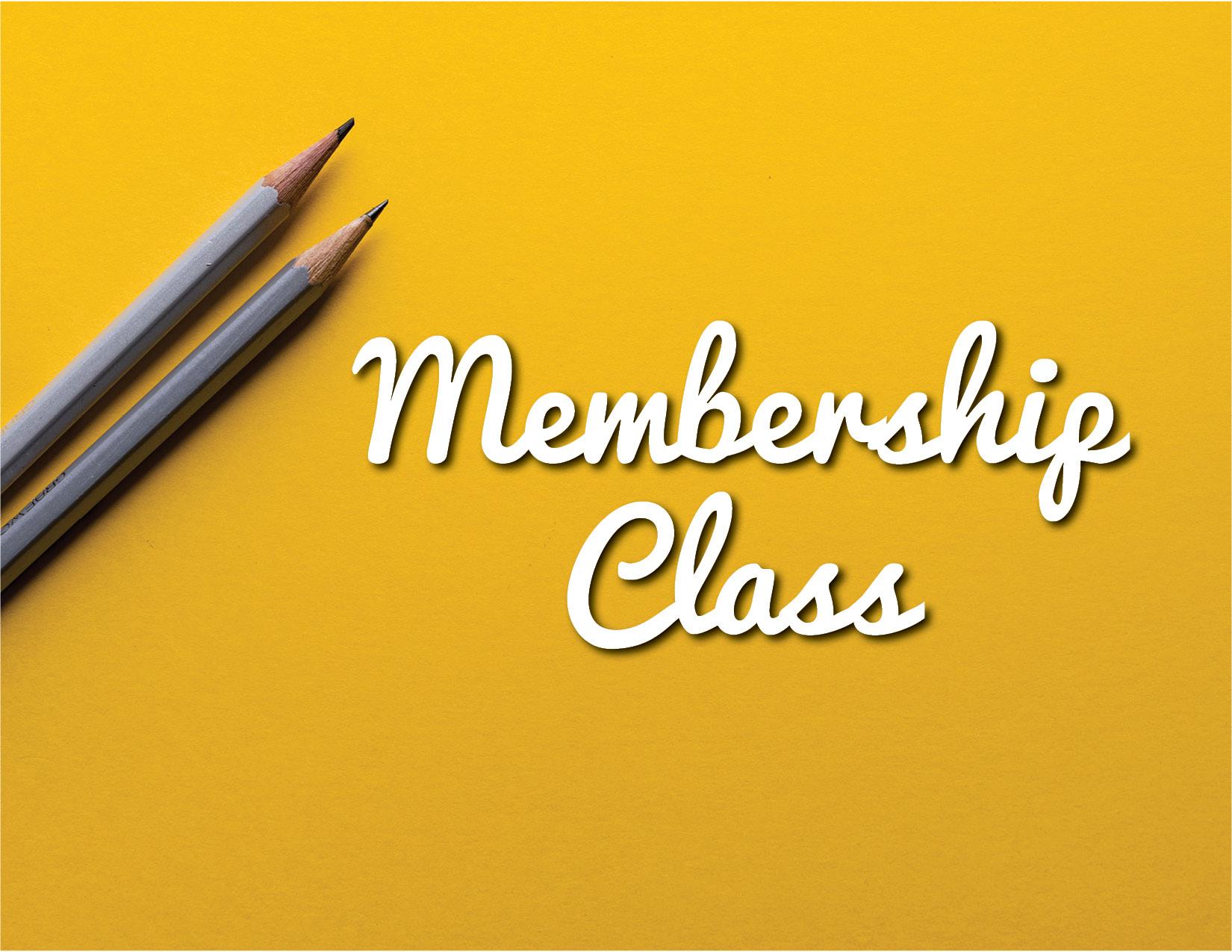 Membership class generic