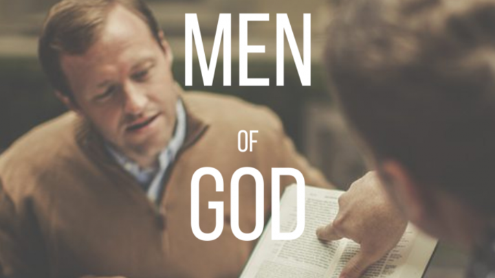 Men of God: Redeemer Men's Discipleship Signups logo image