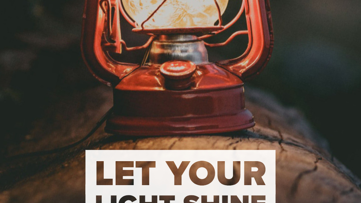 Let Your Light Shine Youth Writing Contest logo image