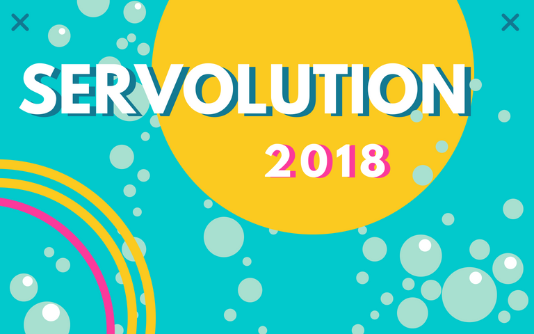 Servolution 2018  2