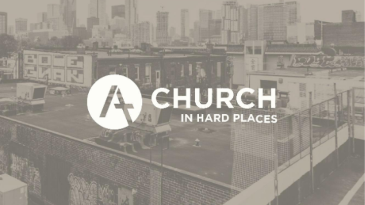 Church in Hard Places Workshop logo image