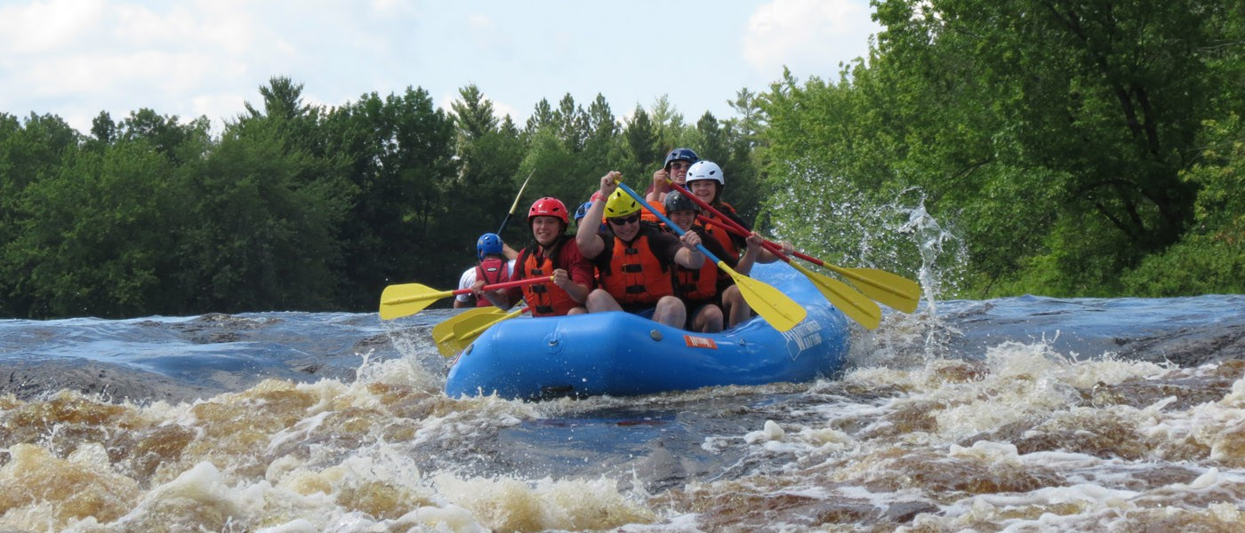 River rafting pic