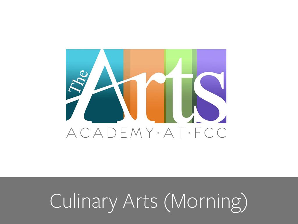 Aa summer 2018   culinary arts am
