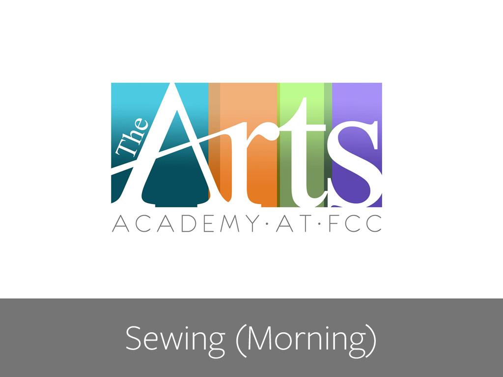 Aa summer 2018   sewing am