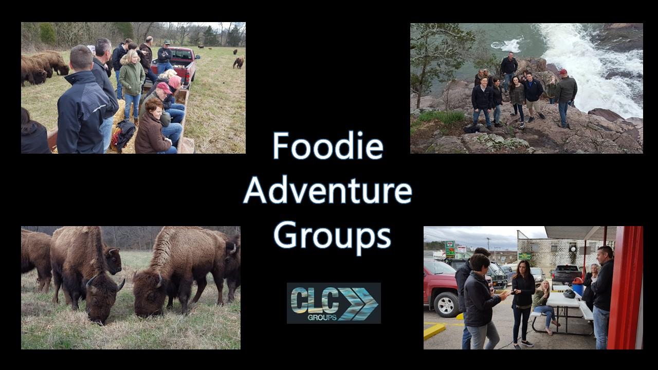 Foodie adventure groups
