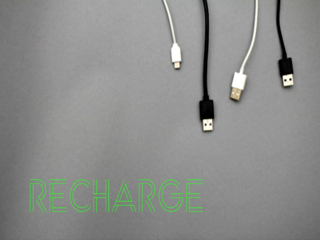 Recharge 2018 planning center