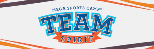 Mega sports camp 2018