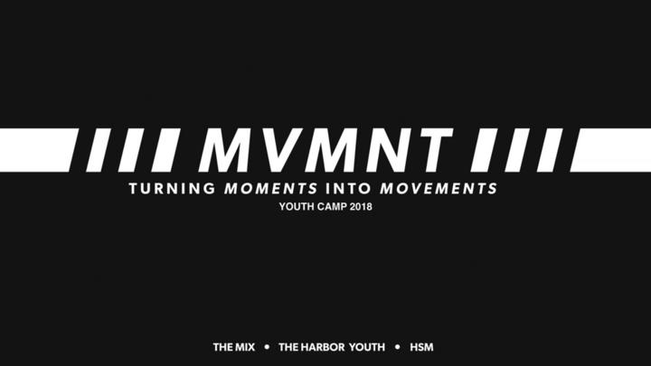 Youth Camp 2018: Movement logo image