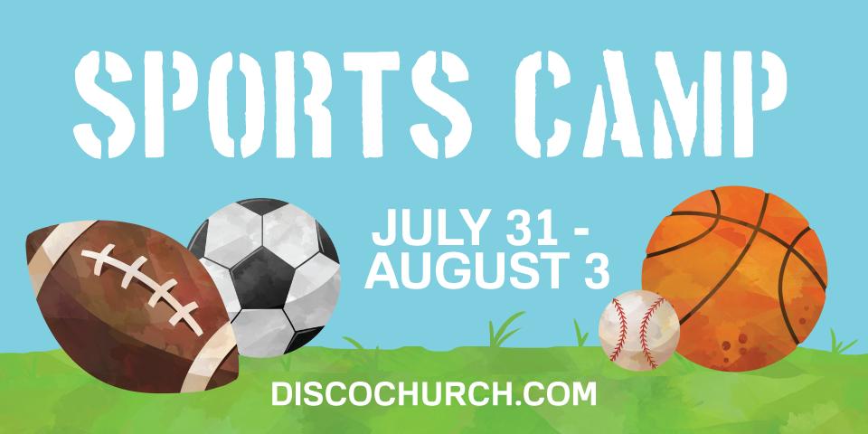 Sports camp 960x480