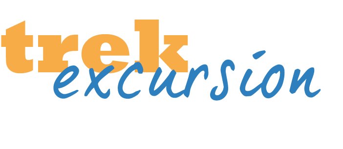 Trek excursion logo