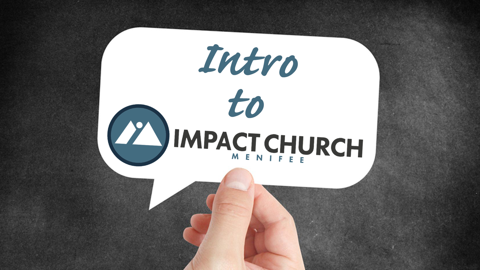 Event   intro to impact