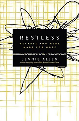 Restless book