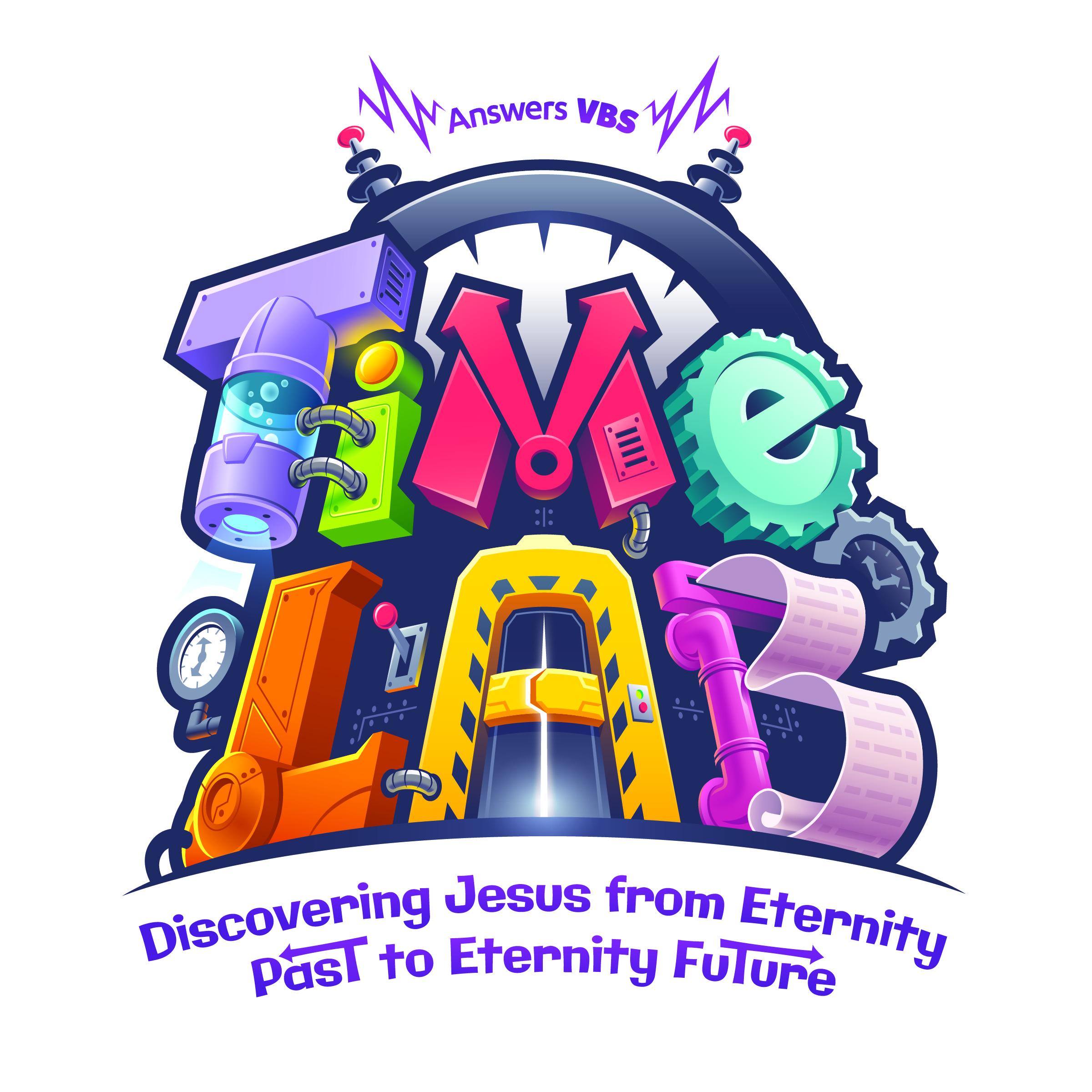 Time lab logo purple tagline