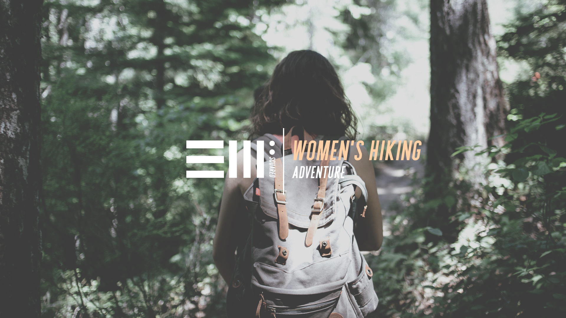 Hiking graphic
