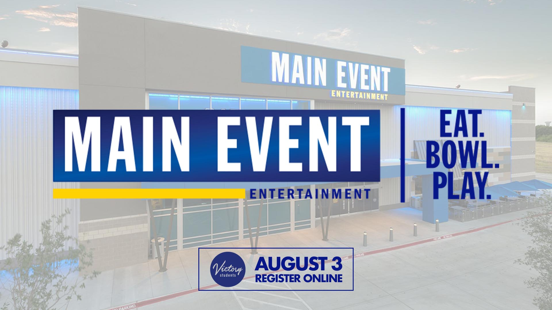 Main event 2018