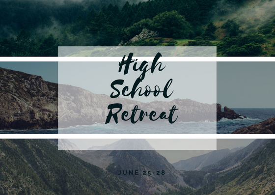 High school retreat